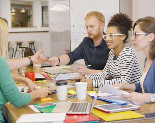 The Benefits of Working With a B2B Marketing Agency